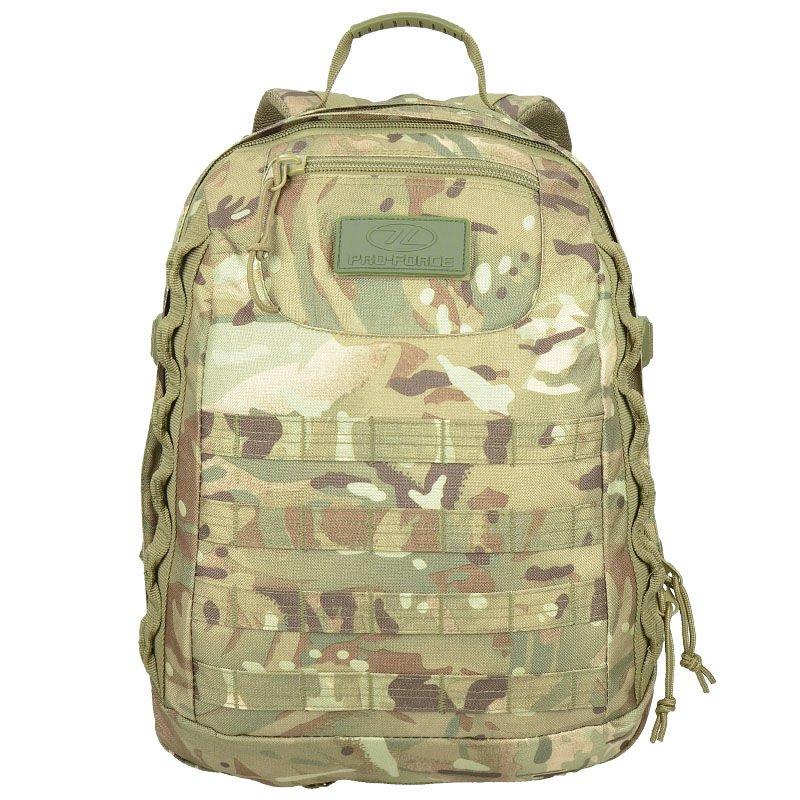 Highlander Tactical Backpack MOLLE Cerberus 30L Multicam