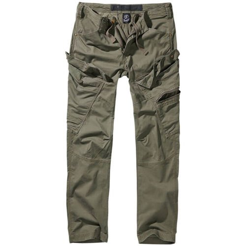 Brandit Trousers Slim Fit Adven Olive