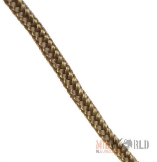 Mil-Tec Universal Rope Commando 70m/5mm Coyote  [a roll]