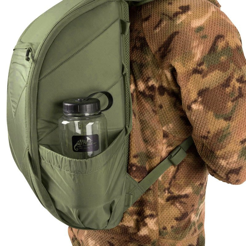 Details about  /Helikon-Tex Tactical Backpack Bail Out Bag 25L Military Outdoor Adaptive Green