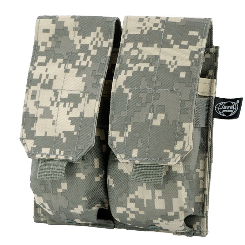 Max  Fuchs Double Ammo Mag Pouch UPC (At Digital)  Max  Milworld  807157