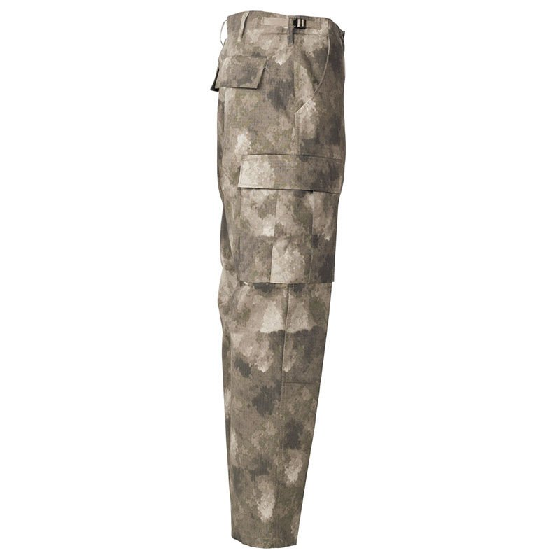 mfh bdu  MFH US BDU Ripstop Field Pants HDT Camo AU