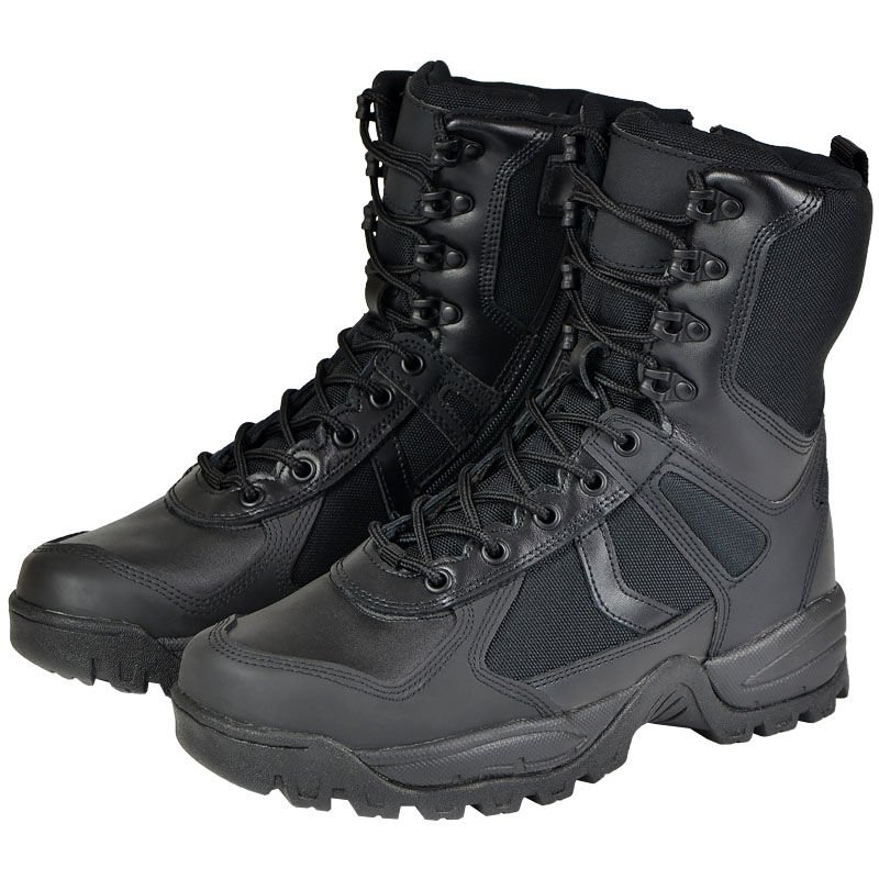 Mil Tec Tactical Patrol Boots Black