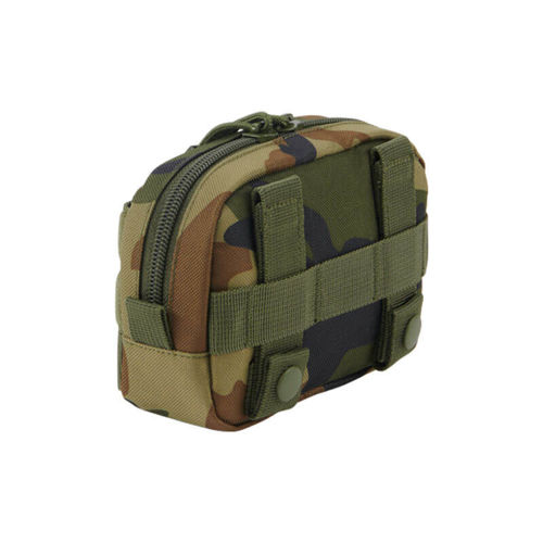 Brandit MOLLE Pouch Compact Woodland