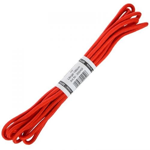 Fox Outdoor Military Laces 74in Red