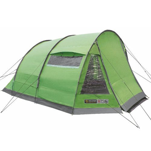 Highlander 4-person Tent Sycamore Green