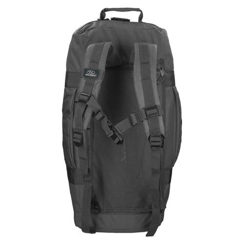 Highlander Bag Holdalls Loader 65L Black
