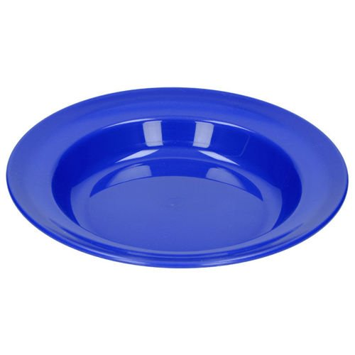 Highlander Deep Plate 21 cm Blue