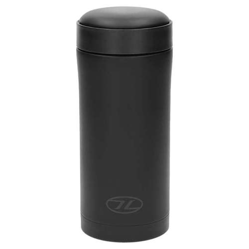 Highlander Thermal Mug 330ml Black