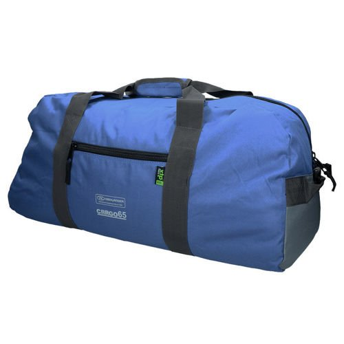 Highlander Travel Bag Cargo 65L Blue