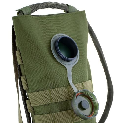 MFH 2.5L Hydration Pack MOLLE Olive