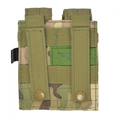 MFH Double Mag Pouch Operation Camo