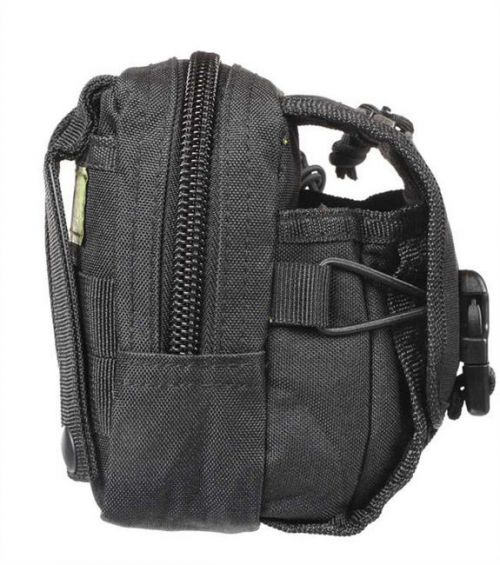 MFH Small Utility Pouch Black