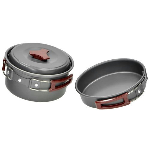 MFH 2-Person Camping Mess Kit