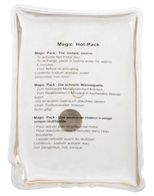 MFH Hot Pack Reactivable