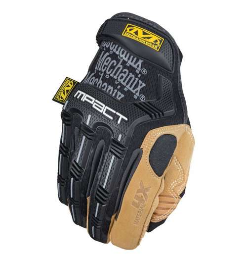Mechanix Wear Gloves M-Pact Material4X Black-Coyote