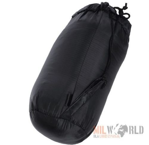 Mil-Tec Commando Military Sleeping Bag Black