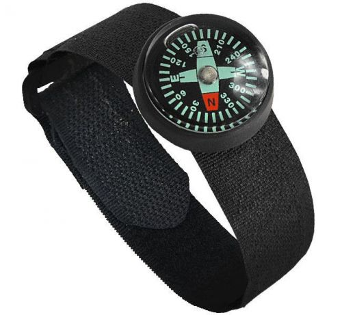 "Mil-Tec Compass Hand ""Watch"" Black"