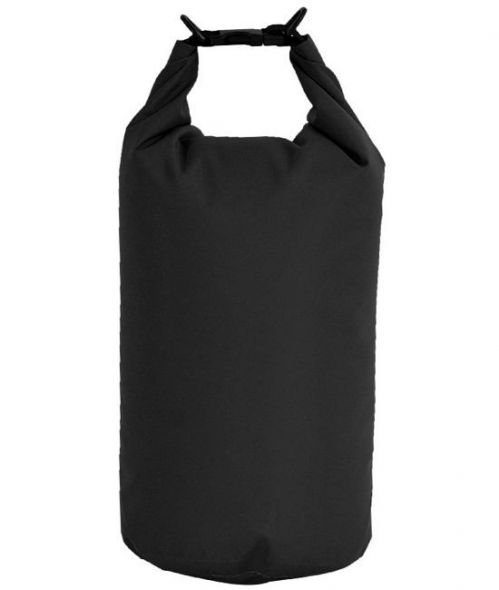 Mil-Tec Drybag Water-repellent PVC 10L Black
