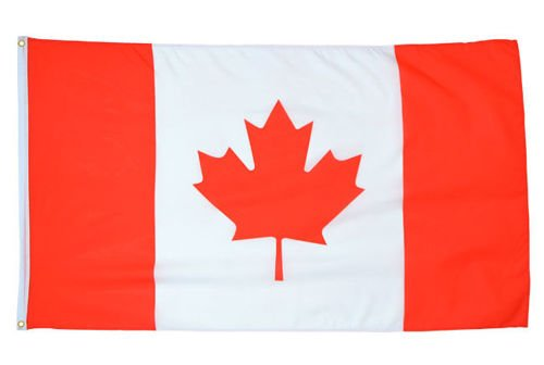 Mil-Tec Flag of Canada 90x150cm (5ft x 3ft)