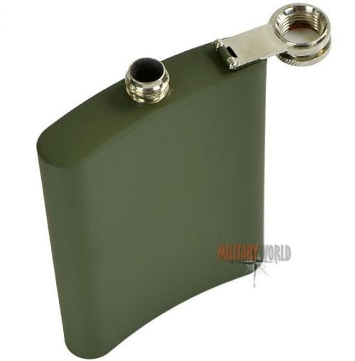 Mil-Tec Flask 8 Oz (220 ml) Olive