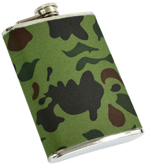 Mil-Tec Flask 8 Oz (220 ml) Woodland