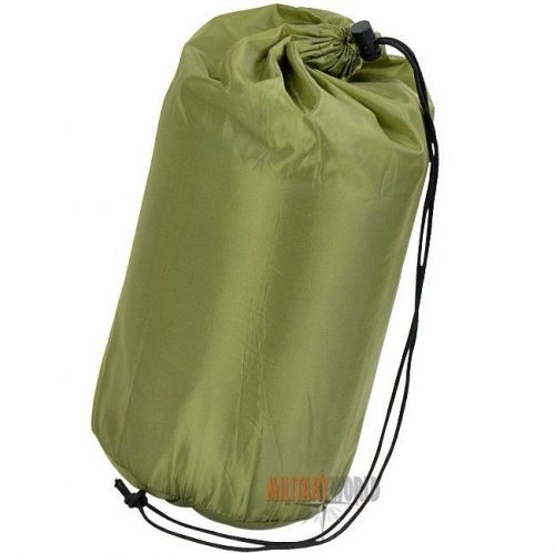Mil-Tec Fleece Blanket with a transport bag Woodland