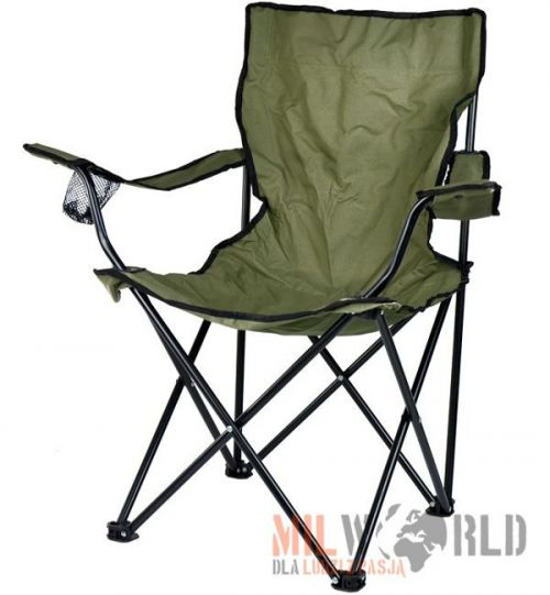 Mil-Tec Fold-up Chair Relax Angler Olive