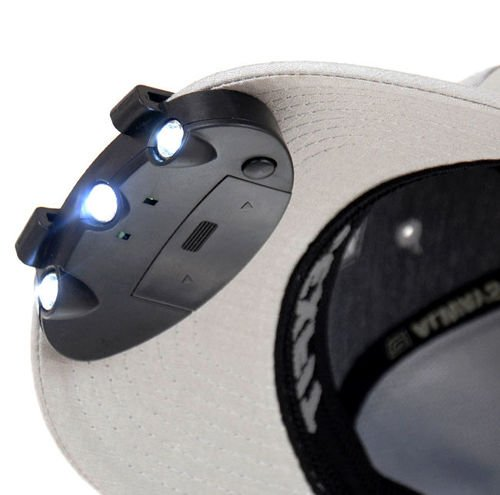 Mil-Tec Headlamp Cap light 3 LED for a Cap