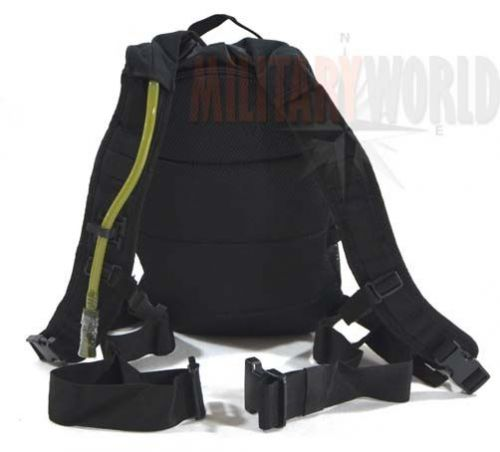 Mil-Tec Hydration System Water Pack Rucksack Black
