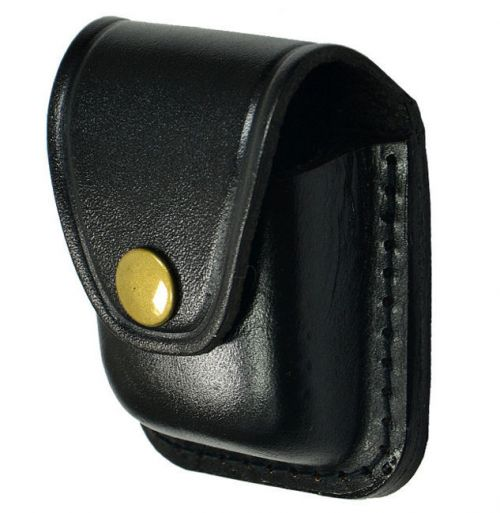 Mil-Tec Leather Pouch for a Lighter Black