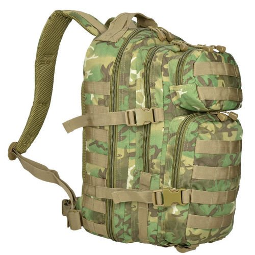 Mil-Tec MOLLE Tactical Backpack US Assault 20L Multicam