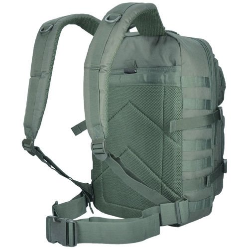Mil-Tec MOLLE Tactical Backpack US Assault 36L Foliage