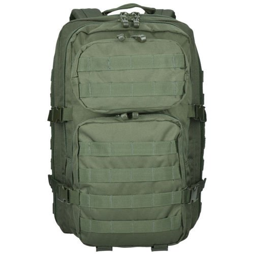 Mil-Tec MOLLE Tactical Backpack US Assault Large Oliv