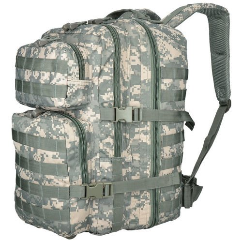 Mil-Tec MOLLE Tactical Backpack US Assault Large UCP (At-Digital)