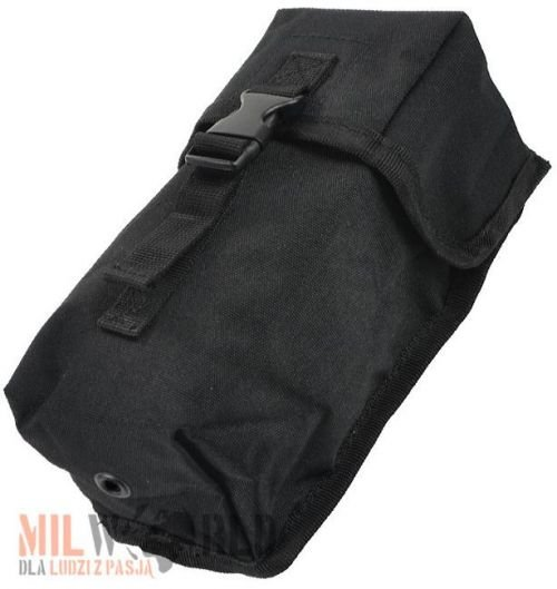 Mil-Tec Multi Purpose Pouch Small MOLLE Black