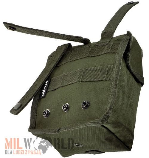 Mil-Tec Multi Purpose MOLLE Pouch Medium Olive