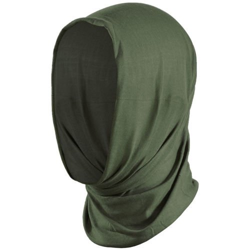 Mil-Tec Multifunctional Headgear Scarf Oliv