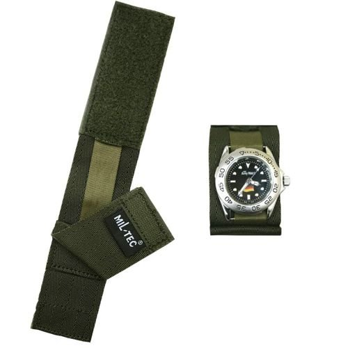 Mil-Tec Protection Watch Strap Olive