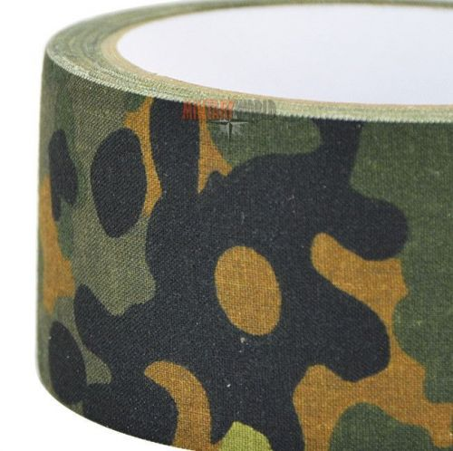 Mil-Tec Self-adhesive Military Band 10m Flecktarn