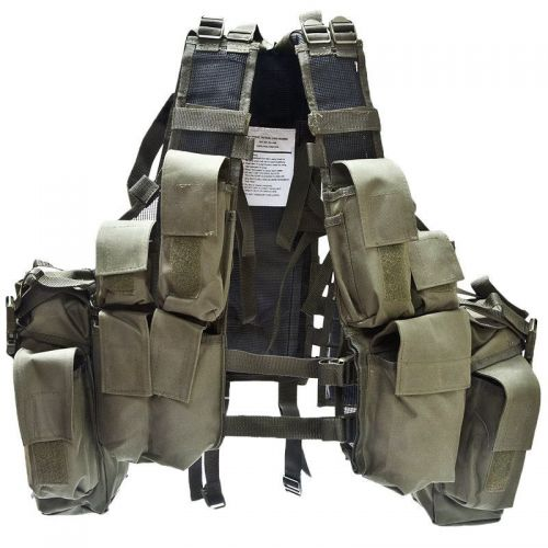 Mil-Tec Tactical Vest Pattern 83 Oliv