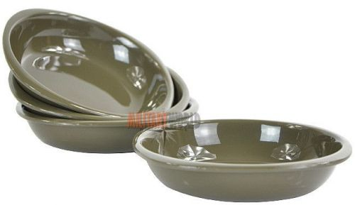 Mil-Tec Touristic Dish Set for 4 People Olive