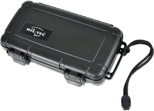 Mil-Tec Transport Container Large Black