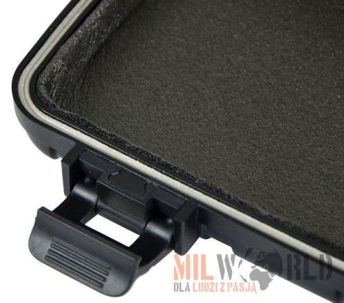 Mil-Tec Transport Container Small Black
