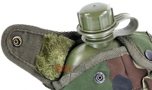 Mil-Tec US Plastic Canteen with Cup LC2 CCE
