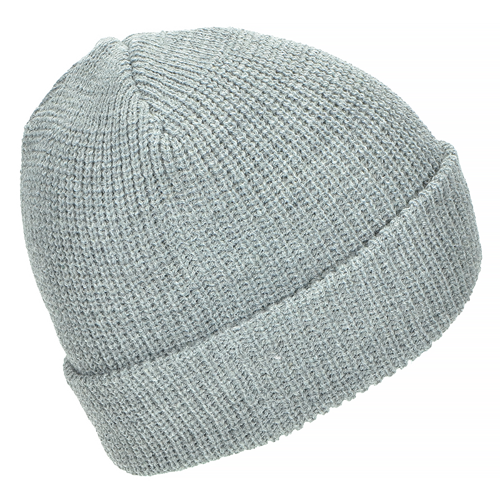 Mil-Tec Warm Winter Cap Polyacrylic Grey