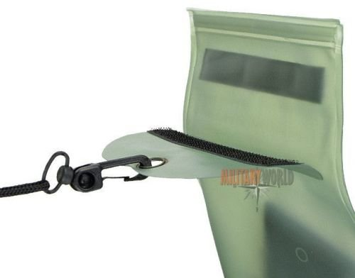 Mil-Tec Waterproof Cover 140/230mm Olive