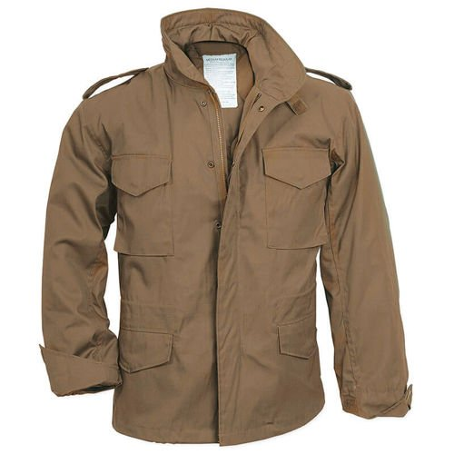 Surplus Jacket M65 Classic 2in1 US Army Coyote