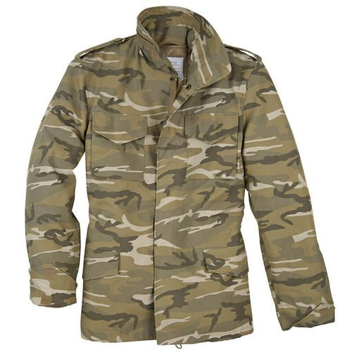 Surplus Jacket M65 Classic 2in1 US Army Desert Light