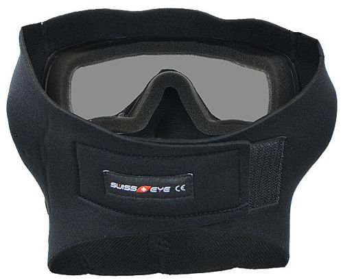 Swiss Eye Neoprene Tactical Mask Smoke Black